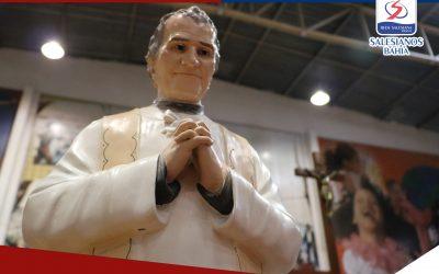 Aniversário Salesiano Dom Bosco