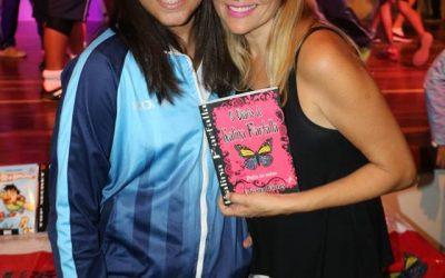 Encontro com a escritora Fabiana Barros
