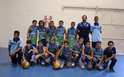 Salesiano Dom Bosco vence campeonato de Basquete