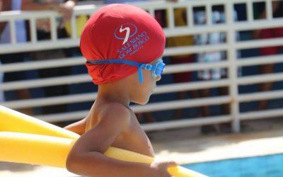 Nadando com as Estações 2018