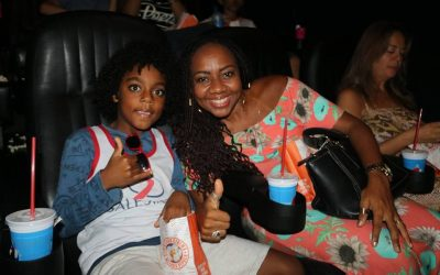 Dia das Mães no Cinema