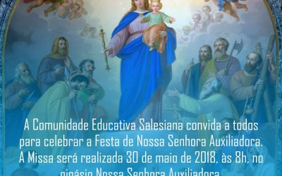Missa de Nossa Senhora Auxiliadora