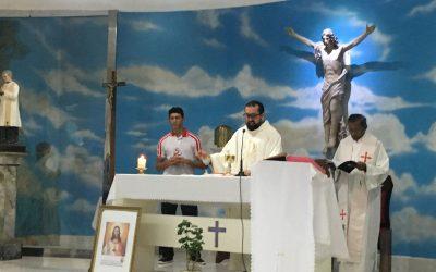 Salesiano Dom Bosco celebra Sagrado Coração de Jesus