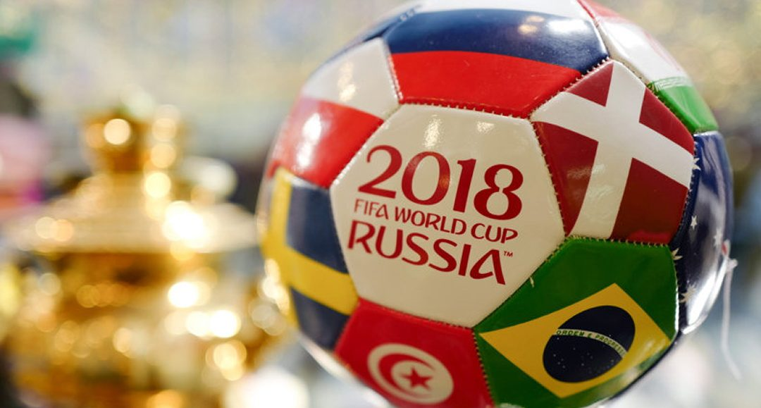 Tabela da Copa 2018
