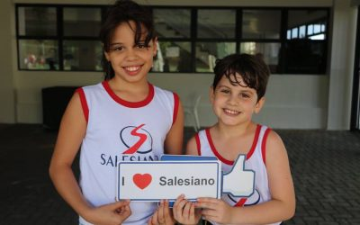 Volta às Aulas no Salesiano Dom Bosco