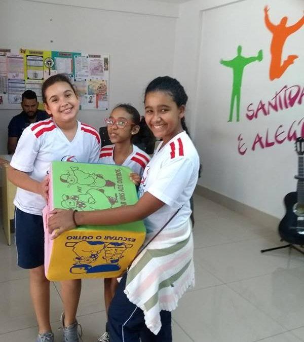 Cultura de paz nas salas de aula