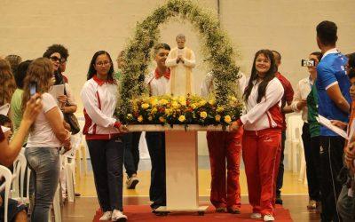 Missa para Dom Bosco 203 anos