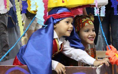 Mostra Cultural da Educação Infantil Salesiana