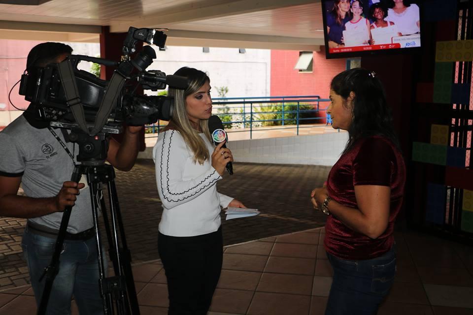 Repercussão na imprensa do alerta Salesiano sobre a Boneca Momo