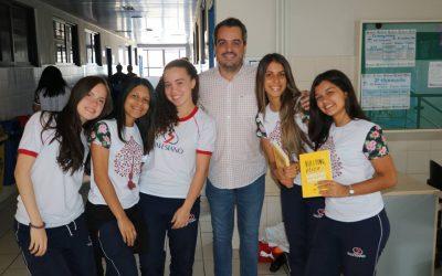 Prevenção ao suicídio na adolescência é tema de debate no Salesiano