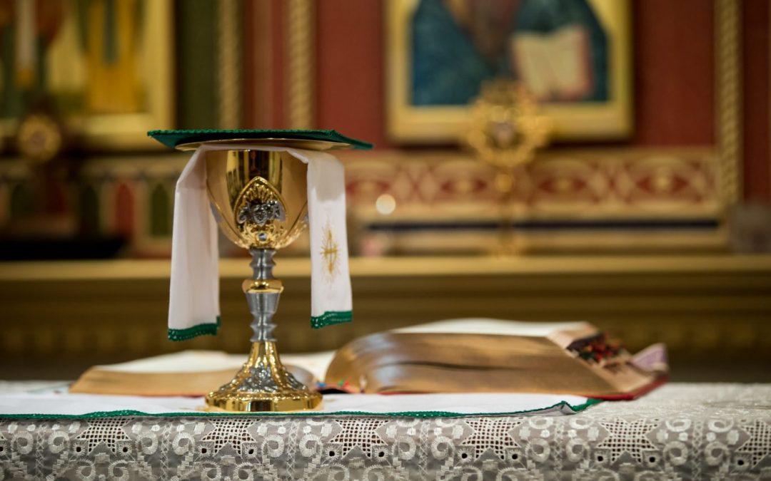 Retorno as Missas dominicais