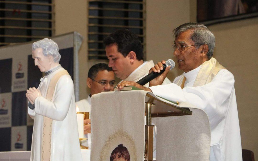 Dia de Dom Bosco e  14 anos do Col. Salesiano Dom Bosco