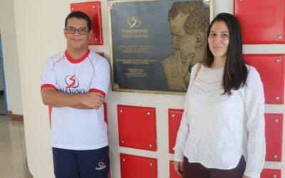 Leonardo Reis, aluno SDB, participa de Jornada Espacial em São Paulo