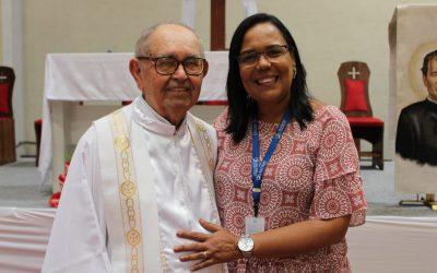 Missa 14 anos Colégio Salesiano Dom Bosco