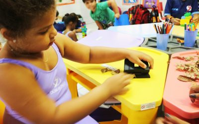 "Projeto ""Confete Sustentável"" no Programa Bilingue"