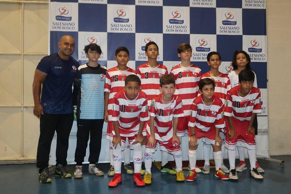 Futsal no Jogando com as estações – etapa de outono