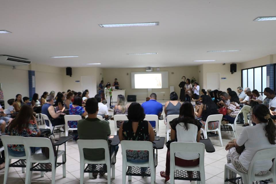 Reunião de pais da catequese do Salesiano Dom Bosco
