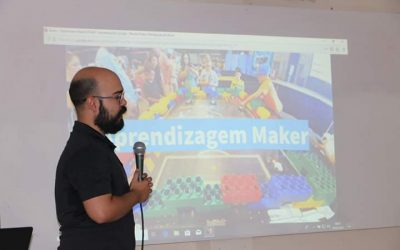 Salesiano realiza capacitação sobre a cultura maker