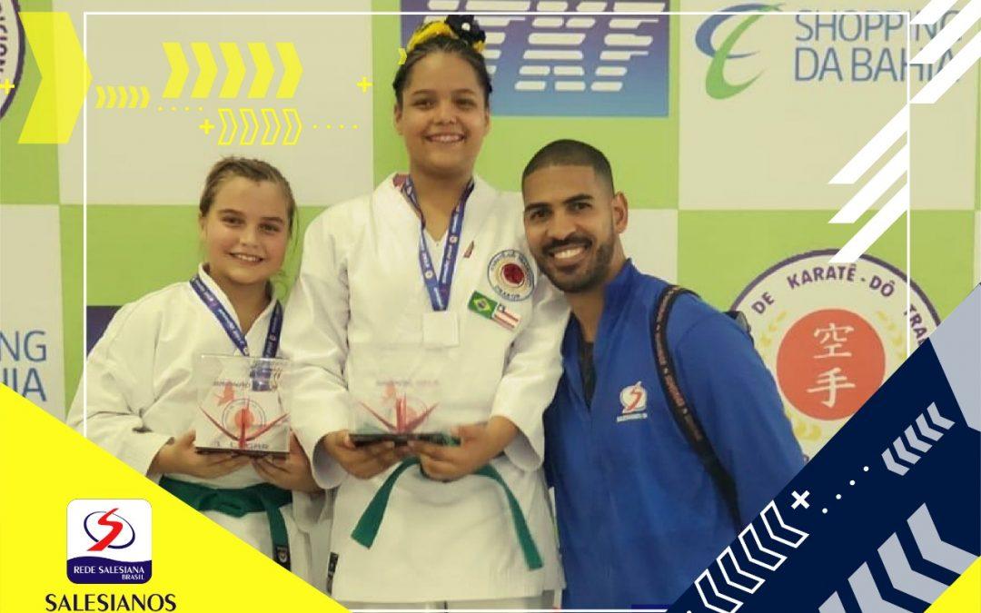 Educandos SDB no 31º Campeonato de Karatê-Dô Tradicional
