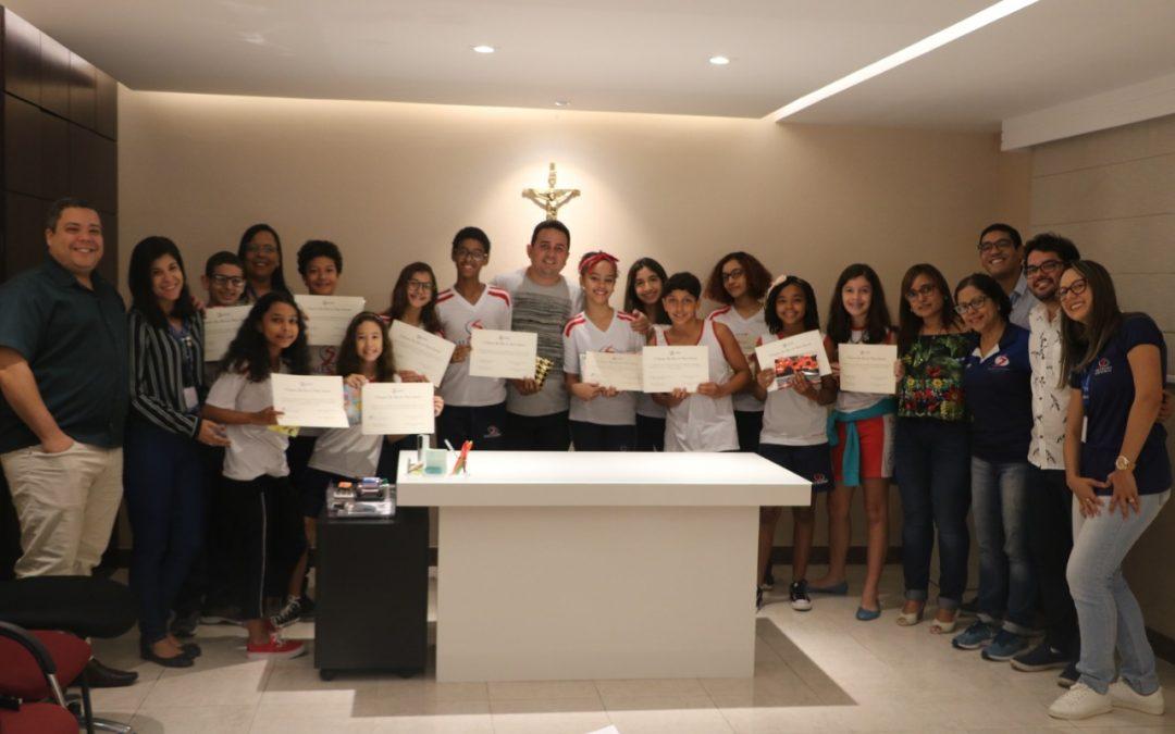 Colégio Salesiano Dom Bosco realiza Concurso de Poesia Concreta