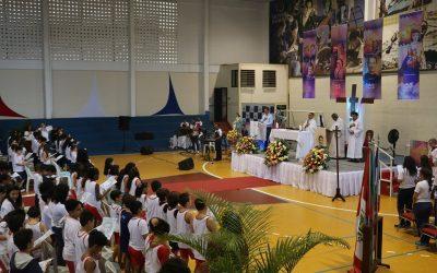 Colégio Salesiano Dom Bosco celebra o nascimento de Dom Bosco