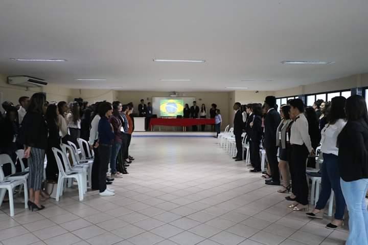 Simulação Plenária da Câmara dos Deputados