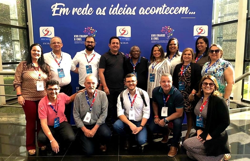 XVII Encontro Nacional da Rede Salesiana Brasil de Escolas e X ENEL