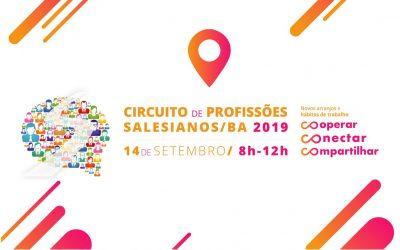 Circuito de Profissões Salesianos/ BA 2019