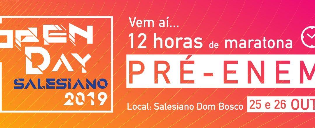 OPEN DAY SALESIANO 2019