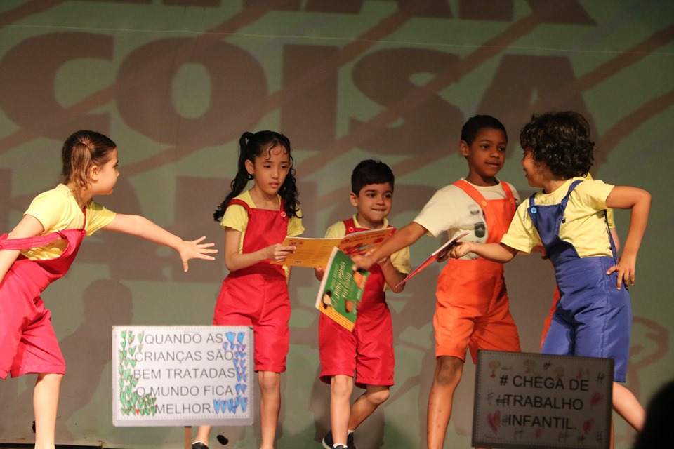 Mostra Cultural – 1° ano do Ensino Fundamental I