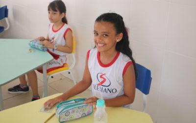 Alunos dos Salesianos Bahia realizam exames da Cambridge English