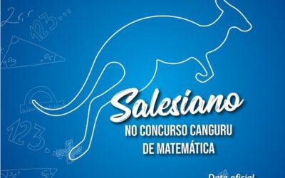 Salesiano no Concurso Canguru de Matemática