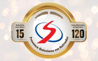 Salesianos Bahia comemoram 120 anos do Liceu e 15 anos do Colégio Dom Bosco