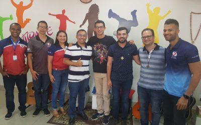 Salesianos Bahia dão boas-vindas aos novos coordenadores da Pastoral