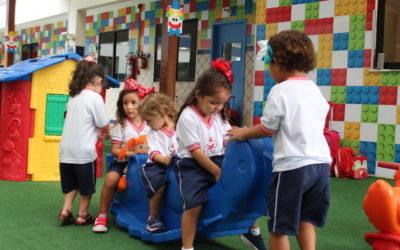 Acolhimento G3 – Ed. Infantil