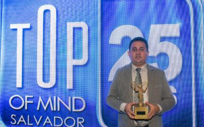 Salesianos Bahia recebem prêmio Top Of Mind em Educação