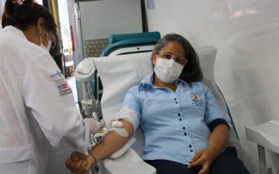 Campanha de doação de sangue e cadastro de medula óssea dos Salesianos Bahia, em parceria com o Hemoba, segue até o dia 04 de dezembro