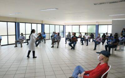 Educadores do Salesiano Dom Bosco participam de bate-papo sobre o Novembro Azul