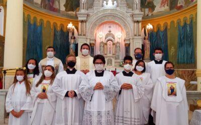 Missa em celebração a São João Bosco